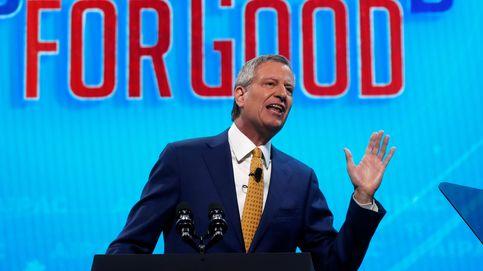 El alcalde de Nueva York, De Blasio, anuncia su candidatura a la presidencia de EEUU