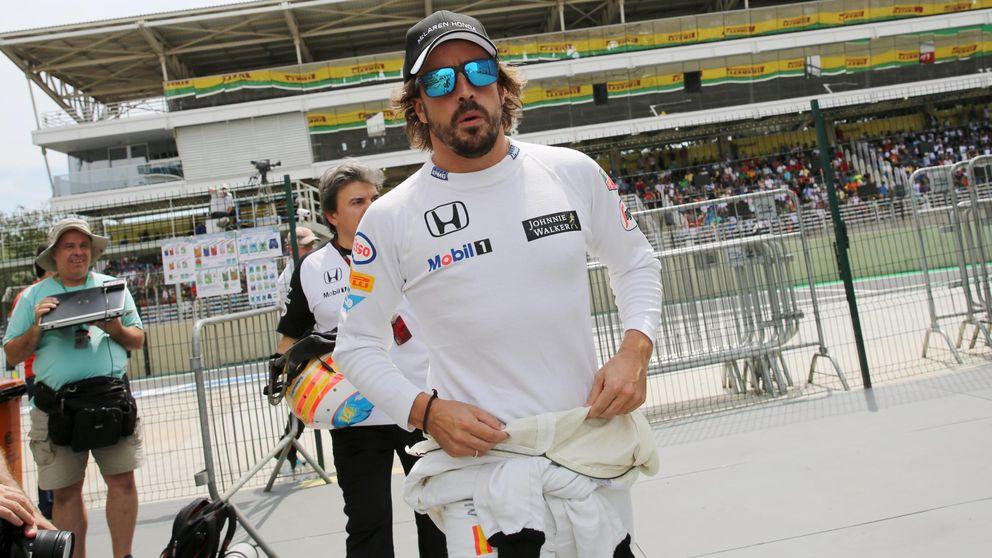 Fernando Alonso: Ha sido una buena noticia, un buen entrenamiento