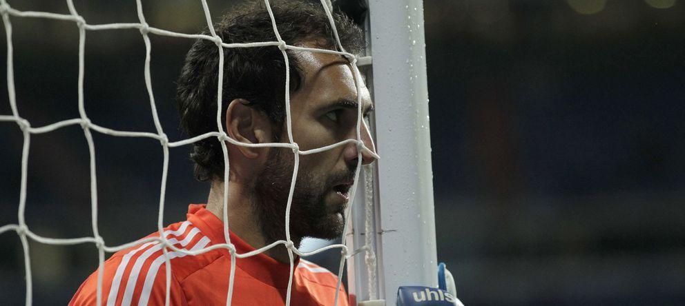 Foto: Diego López es consciente de que se ha acabado su etapa en el Real Madrid.