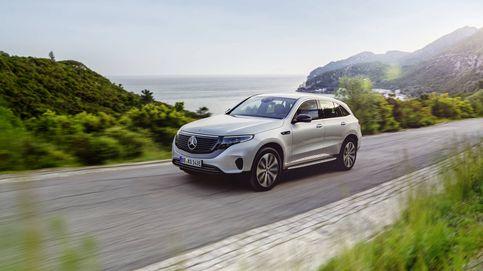 El espectacular todoterreno eléctrico de Mercedes: esta es la autonomía del EQC400