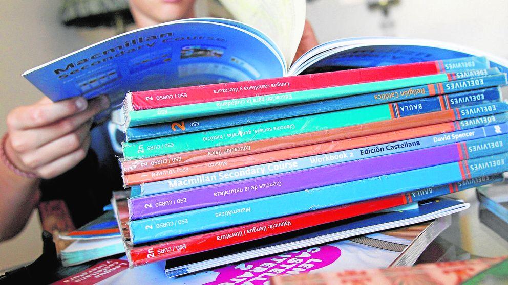 Este comparador te ayuda a encontrar los libros de texto más baratos