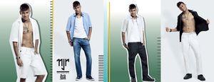 Neymar, el nuevo delantero de moda
