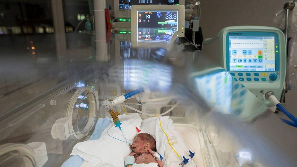 Fallece un bebé prematuro en Girona afectado por a bacteria 'Klebsiella'