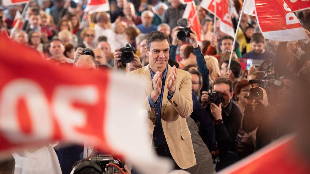 El CIS apuntala el triunfo de Sánchez, despeña a Casado y azuza el fantasma de Vox