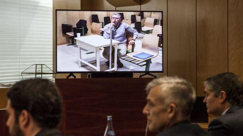 Las 'perlas' de Francisco Granados en su reaparición en público desde la cárcel
