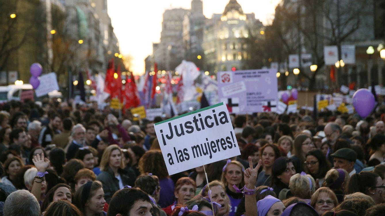 El número de protestas sube en 2017 a niveles de la crisis... pero casi nadie las secunda