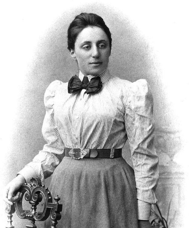 Foto: Emmy Noether fue la mujer matemática que este lunes homenajea Google con su 'doodle' (Wikipedia)