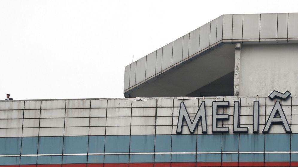 Foto: Bruselas multa al Grupo Meliá