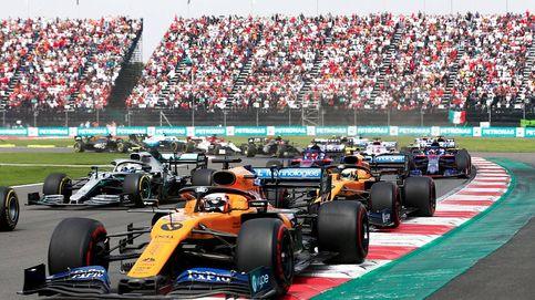 Una asquerosa tarde de carreras: a Carlos Sainz y Mclaren se les pincha la burbuja