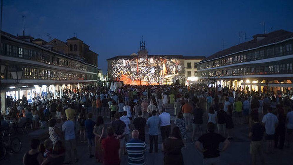 Foto: El Festival de Teatro Clásico de Almagro
