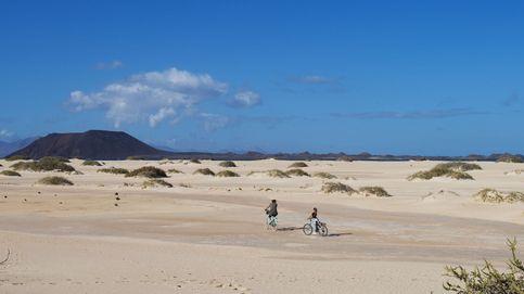 La especulación urbanística acecha a las dunas de Fuerteventura