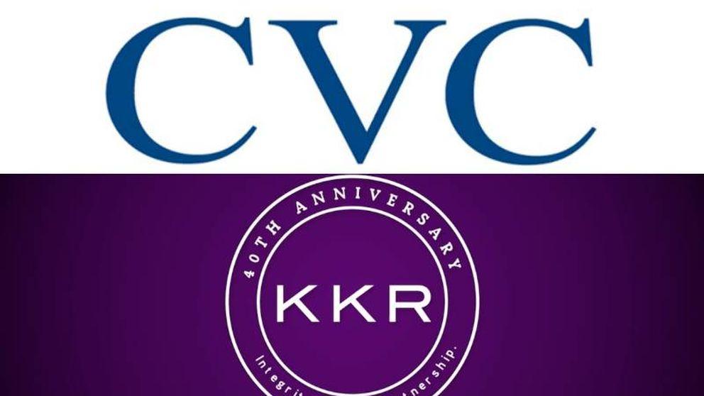 ¿CVC o KKR? Nuevo duelo millonario por dominar el capital riesgo en España