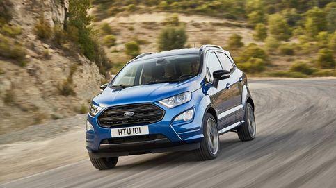 Ford EcoSport, un todocamino europeo