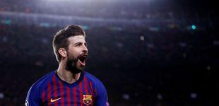 Post de  La razón de Piqué para jugar con 'Catalunya' en la convocatoria más complicada