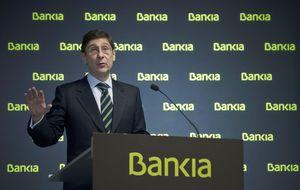 Bankia ya es la entidad que cotiza al valor en libros más alto del sector