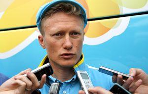 Belda: Pongo la mano en el fuego: Vinokourov no es el responsable