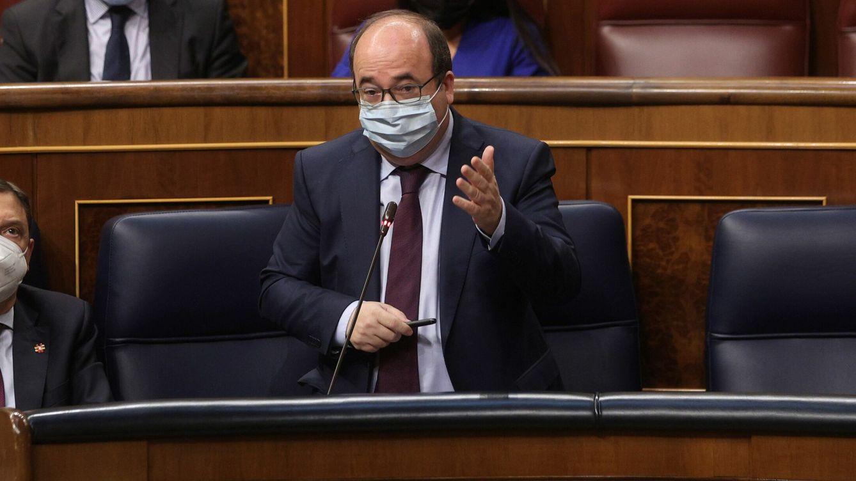 Foto: El ministro de Política Territorial y Función Pública, Miquel Iceta.(EFE)