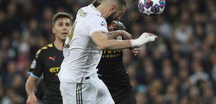 Post de Manchester City - Real Madrid en directo: Zidane apuesta por Hazard y Rodrygo