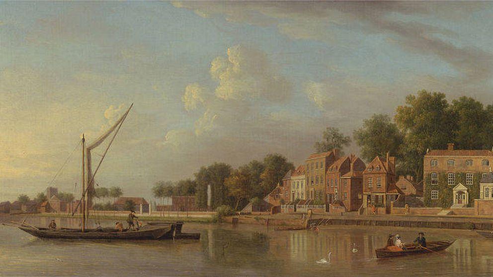 El museo flotante de Botín: millones en cuadros de Turner, Corot, Boudin, Sisley...
