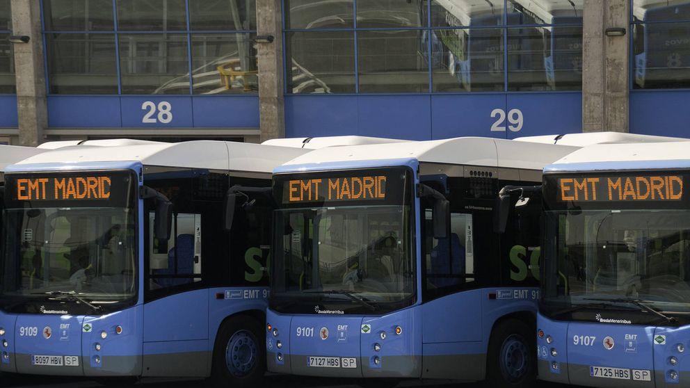 La huelga de EMT (Madrid) sigue: Sabemos que es incómodo pero es el último recurso