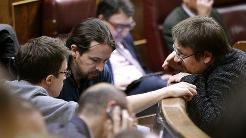 Rechazada una comisión del 'procès' con los votos a favor de Podemos