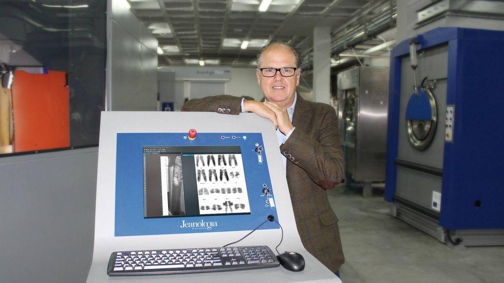 Foto: Enrique Silla, fundador y CEO de Jeanologia.