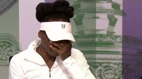 Venus Williams, devastada en Wimbledon por el accidente mortal que le costó la vida a otro conductor