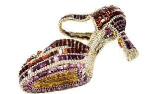 ¿Es este el zapato más estrafalario del mundo?