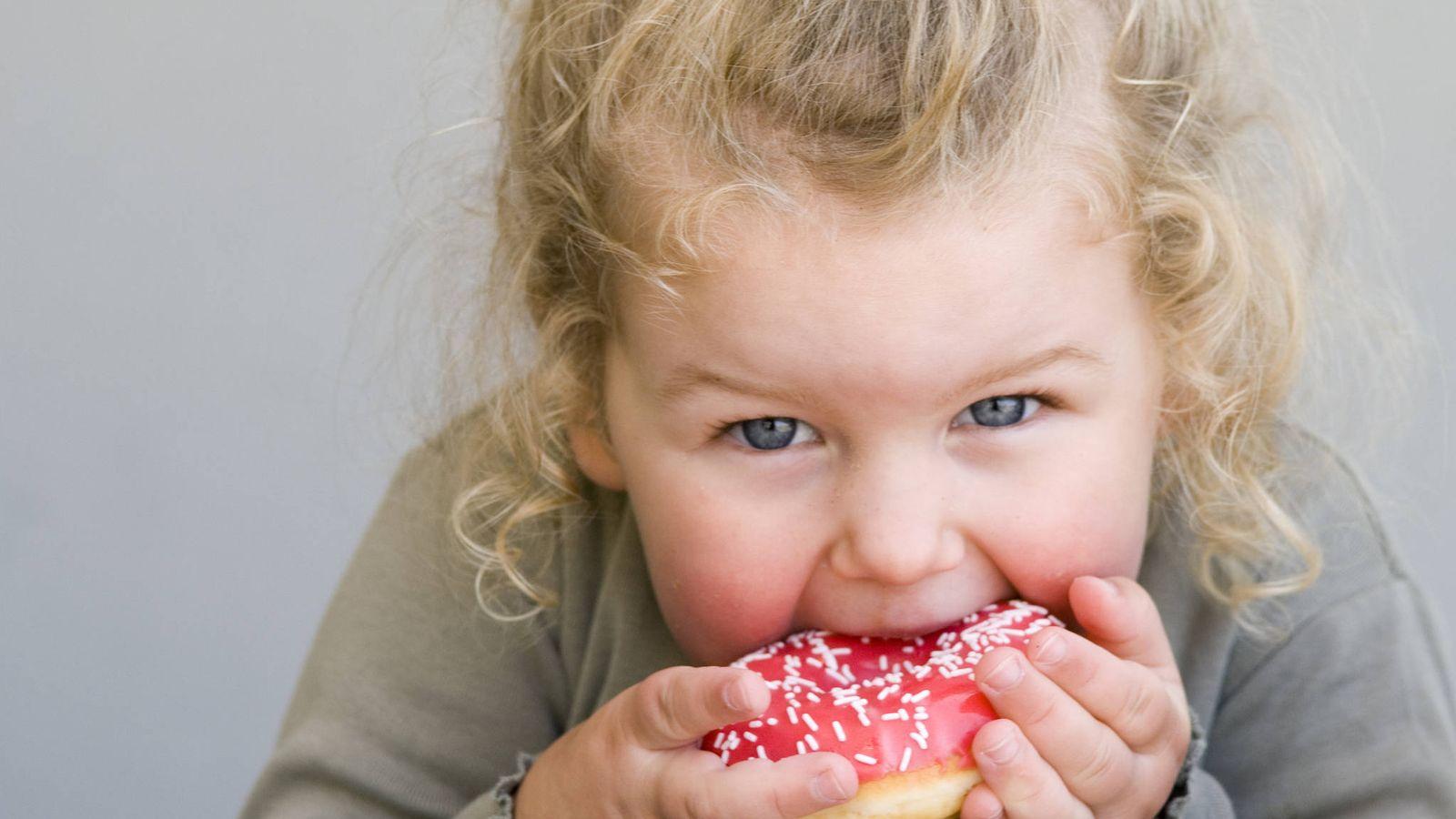 Foto: Ojo con el sobrepeso infantil. (iStock)