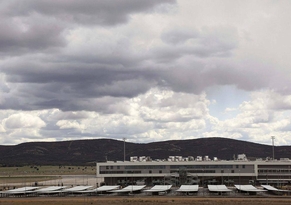Foto: Aeropuerto de Ciudad Real (Efe)