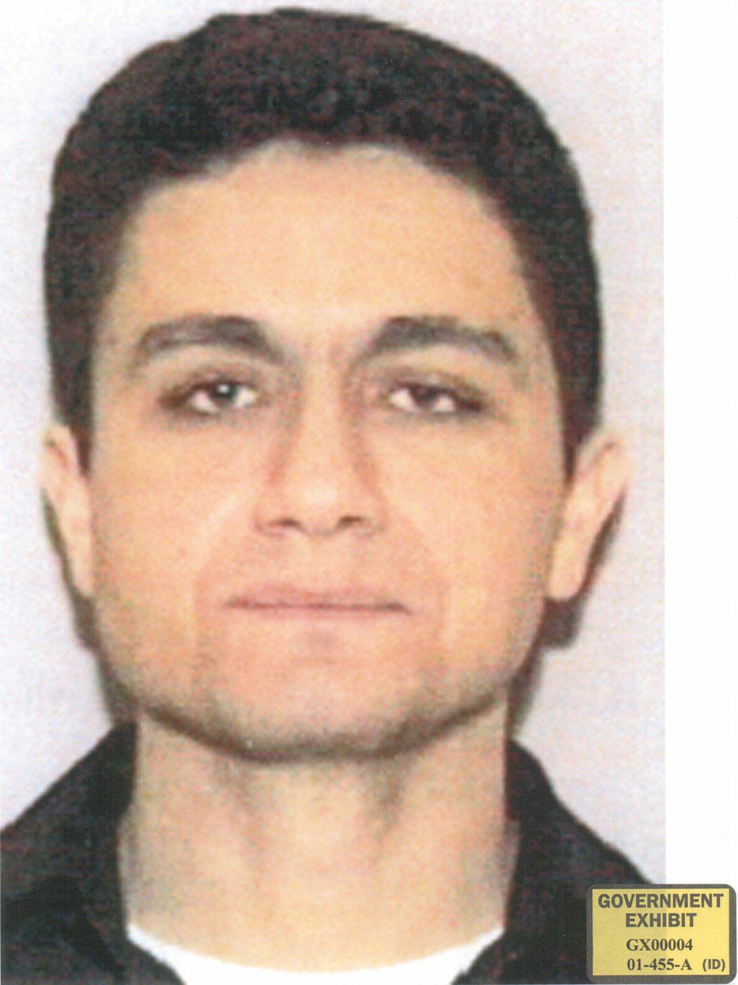 Mohamed Atta, el secuestrador que pilotó el vuelo 11 de American Airlines durante los ataques del 11-S