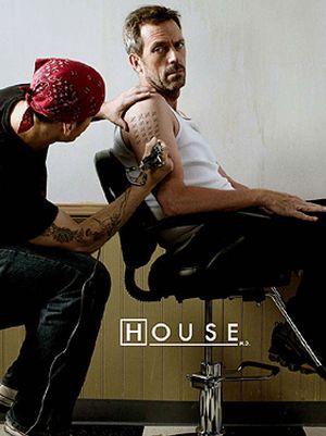'House' es la serie más vista del mundo