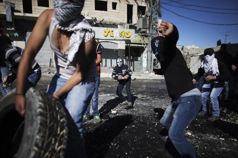 Foto: Aires de una nueva Intifada