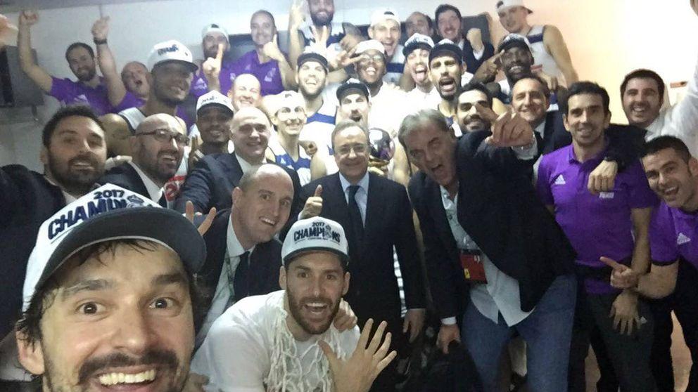 El Real Madrid ganó la Copa por dos grandes... dos grandes tamaños