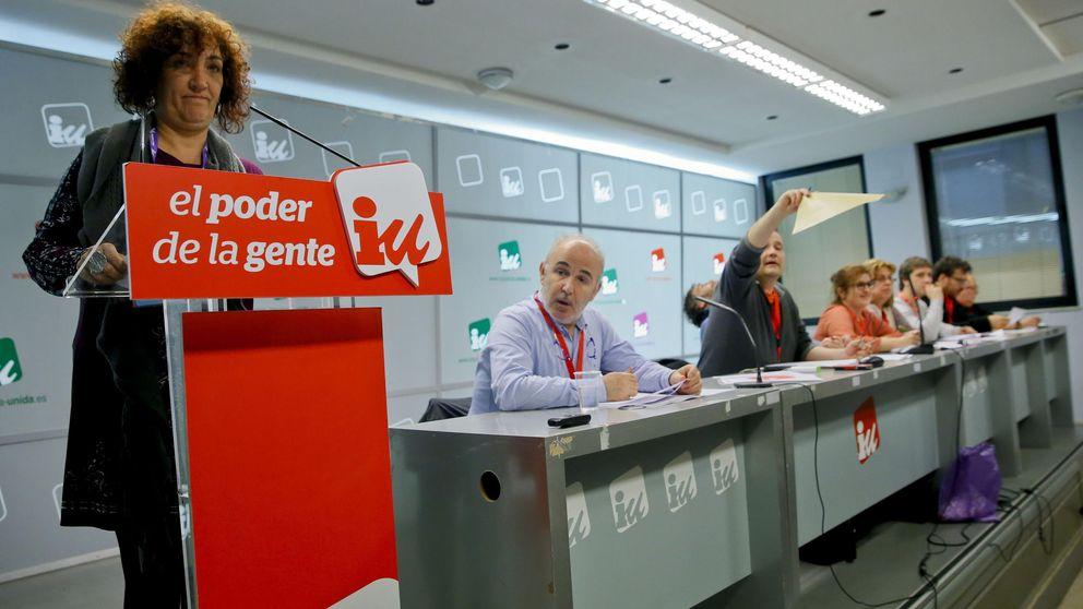 La exdiputada de IU Libertad Martínez, la periodista que González colocó en TVE