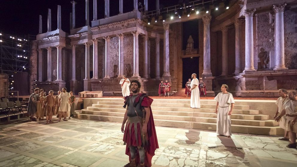 Política, mujeres y guerra. El Festival de  Teatro de Mérida mira a los orígenes