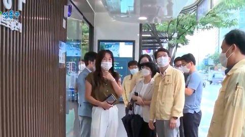 Si tienes fiebre no puedes entrar en las nuevas paradas de autobús de Seúl