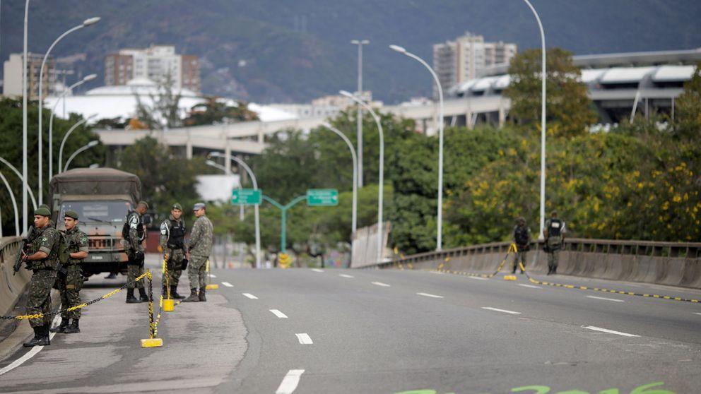 Convocan protestas para la ceremonia de apertura de los Juegos de Río