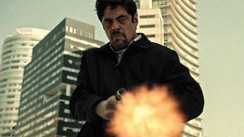 Benicio del Toro, el villano de Hollywood, portada de Gentleman