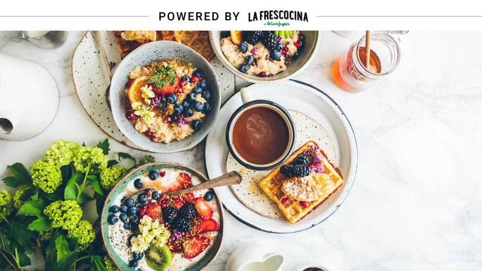 Cinco desayunos completos para saborear de lunes a viernes (y repetir el fin de semana)
