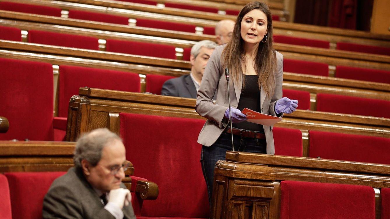 Ciudadanos se quejará a la Mesa del Parlament por la censura en sus preguntas