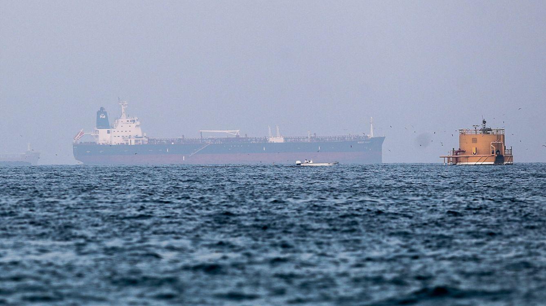 Potencial secuestro de un buque petrolero en un incidente en el mar de Omán