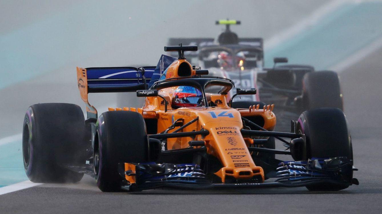 Foto: El gran problema de los monoplazas actuales es la dificultad de poder rodar cerca unos de otros para poder intentar adelantamientos con facilidad. (Reuters)