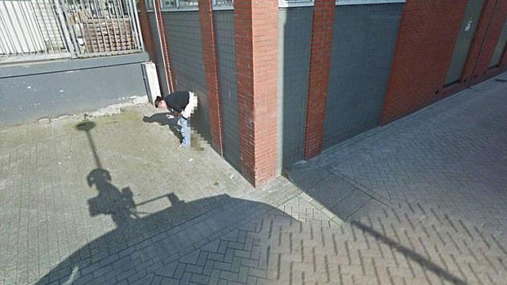 Las imágenes más comprometidas y divertidas de Google Street View