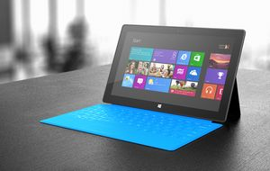 Microsoft desvela por error la existencia de un Surface Mini