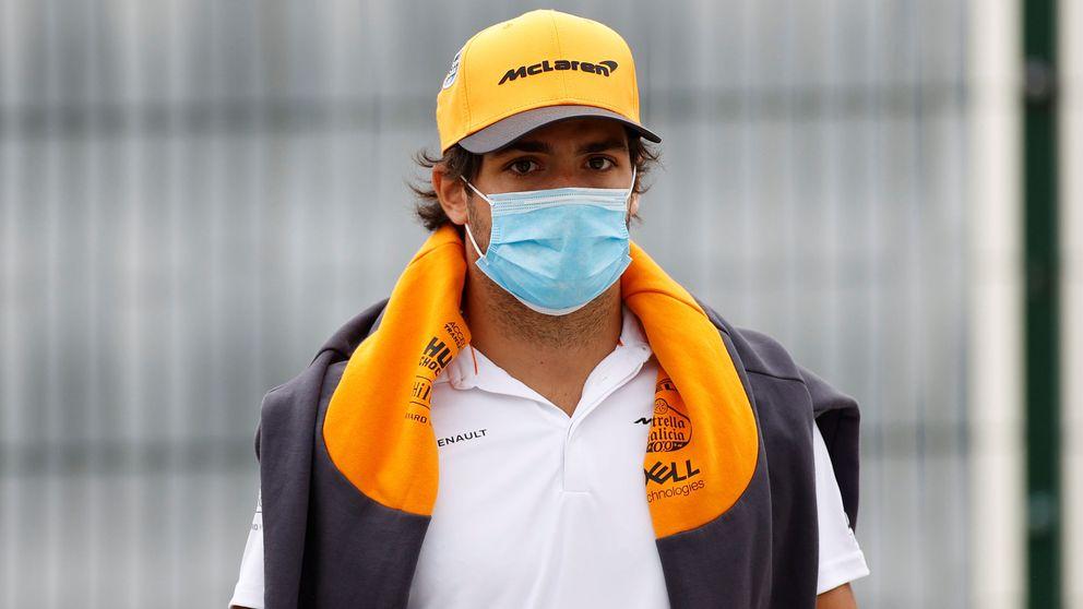 Aunque Carlos Sainz ruede entre los cinco primeros... aún me falta una décima