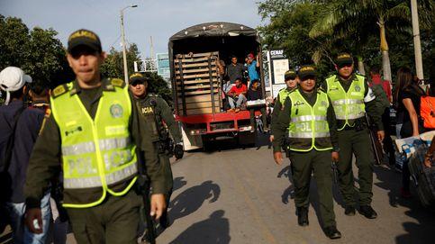 Huir de Venezula para ser expulsado de Colombia