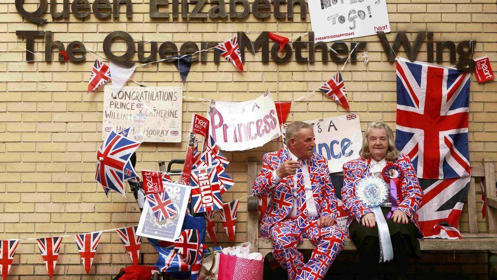 Londres espera la inducción del parto de Kate Middleton