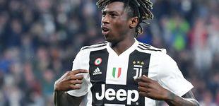 Post de Los insultos racistas a la futura estrella de Italia y el error de su compañero Bonucci