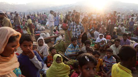 Un año sin poder volver a casa: la crisis de los rohingya de Birmania
